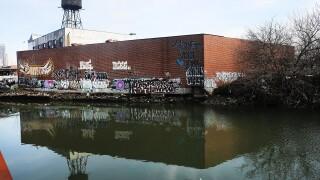 Gowanus Canal Superfund site