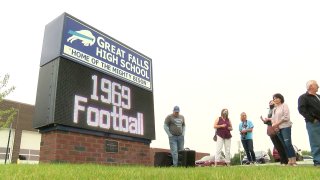 Great Falls High School honors the late Jay Baumberger