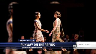 High fashion returns for a good cause at Runway on the Rapids