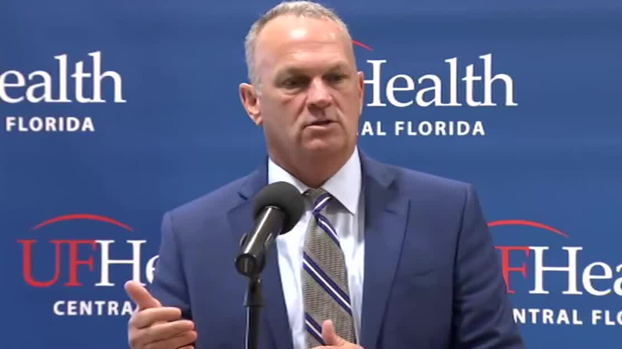 Florida Education Commissioner Richard Corcoran