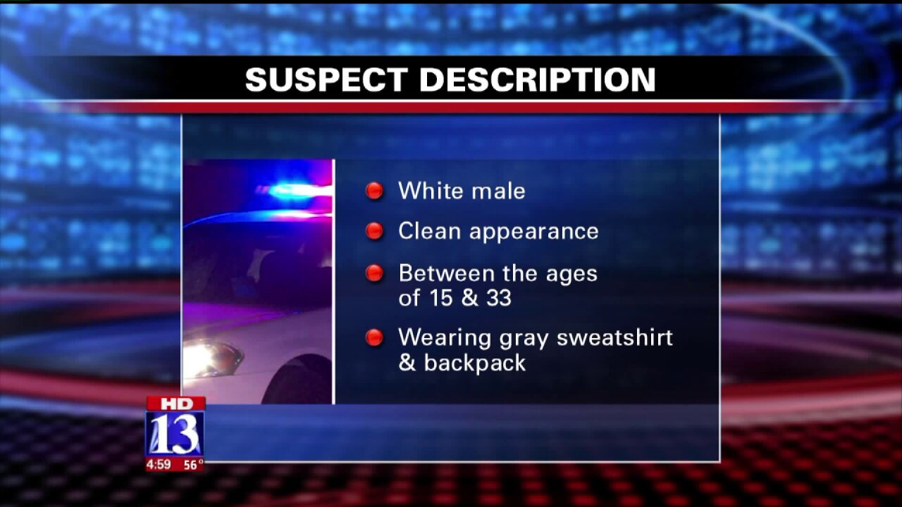 Salt Lake City Police seek suspect who was stabbed after assaulting a jogger