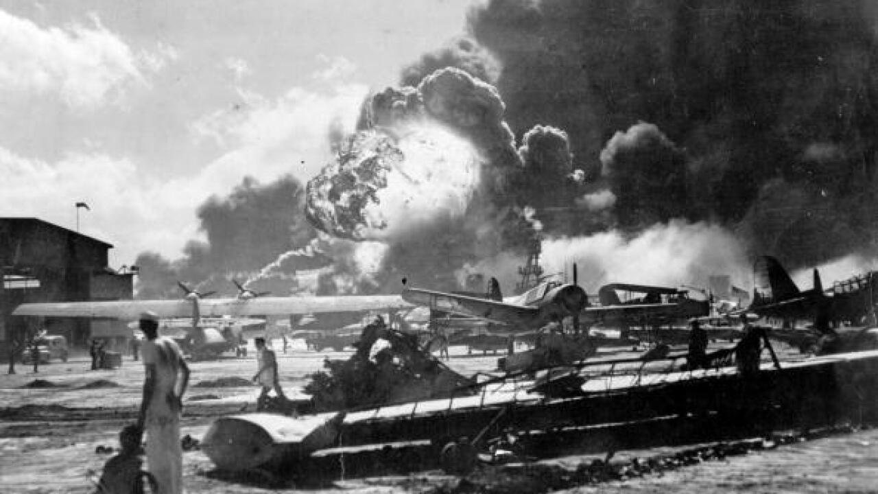 Remembering lives lost, those who served on 77th anniversary of attack on Pearl Harbor