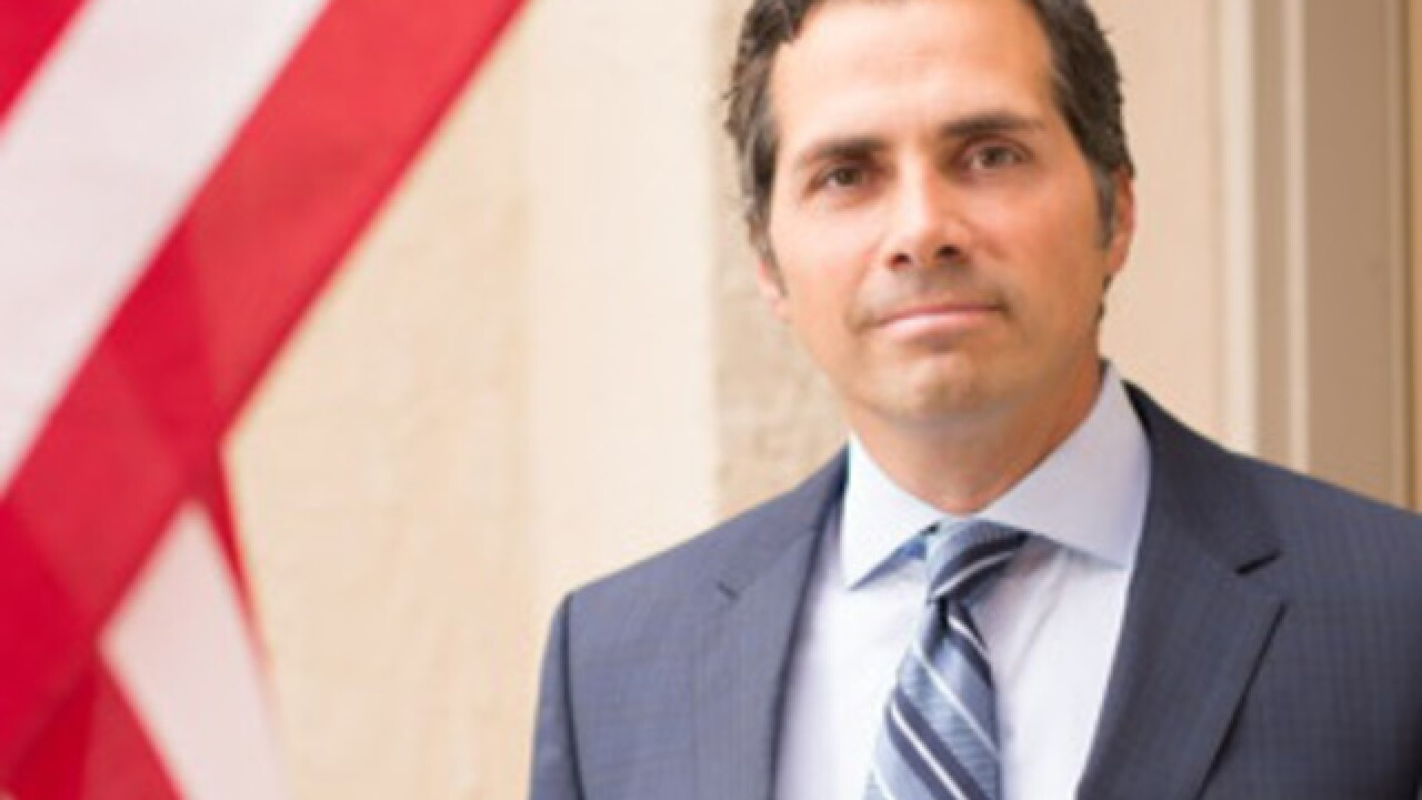 Independent candidate Greg Orman officially added to Kansas gubernatorial ballot