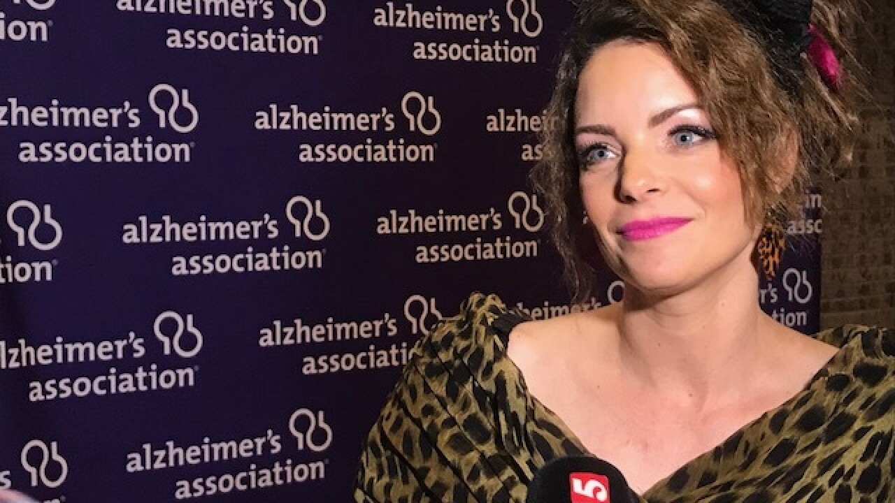 Country Music Artists Help Raise Money For Alzheimer's Disease