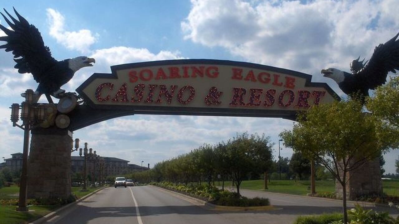Soaring Eagle Announces The Grand Opening Of Ascend