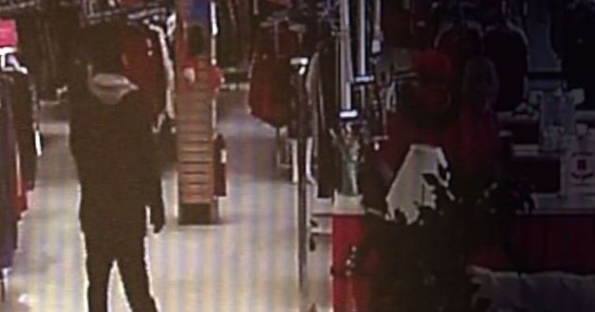 Woman Claims Peeping Tom Put Camera Under Dressing Room