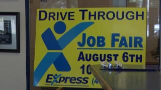 Drive-thru job fair in Great Falls on Thursday