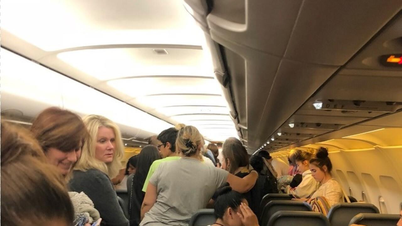 Flight from Tulsa makes emergency landing