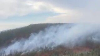 Lake Como Fire