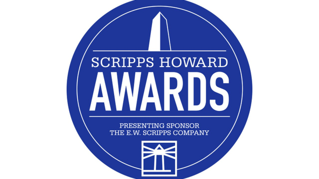How to watch: Scripps Howard Awards honor journalism's best
