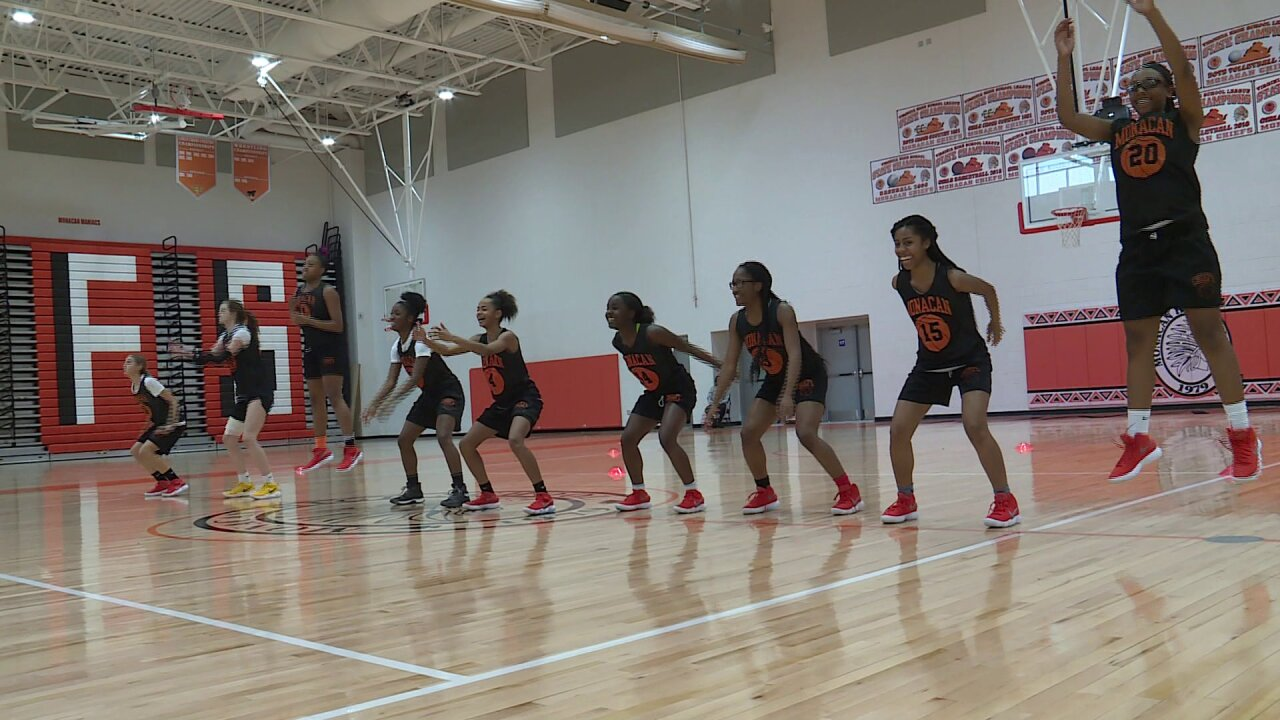 Monacan girls basketball continues winning tradition without MeganWalker