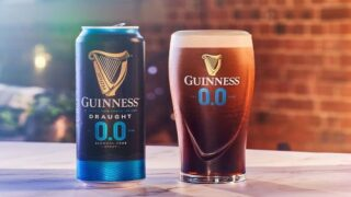 Guinness Launches An Alcohol-free Version Of Its Beer