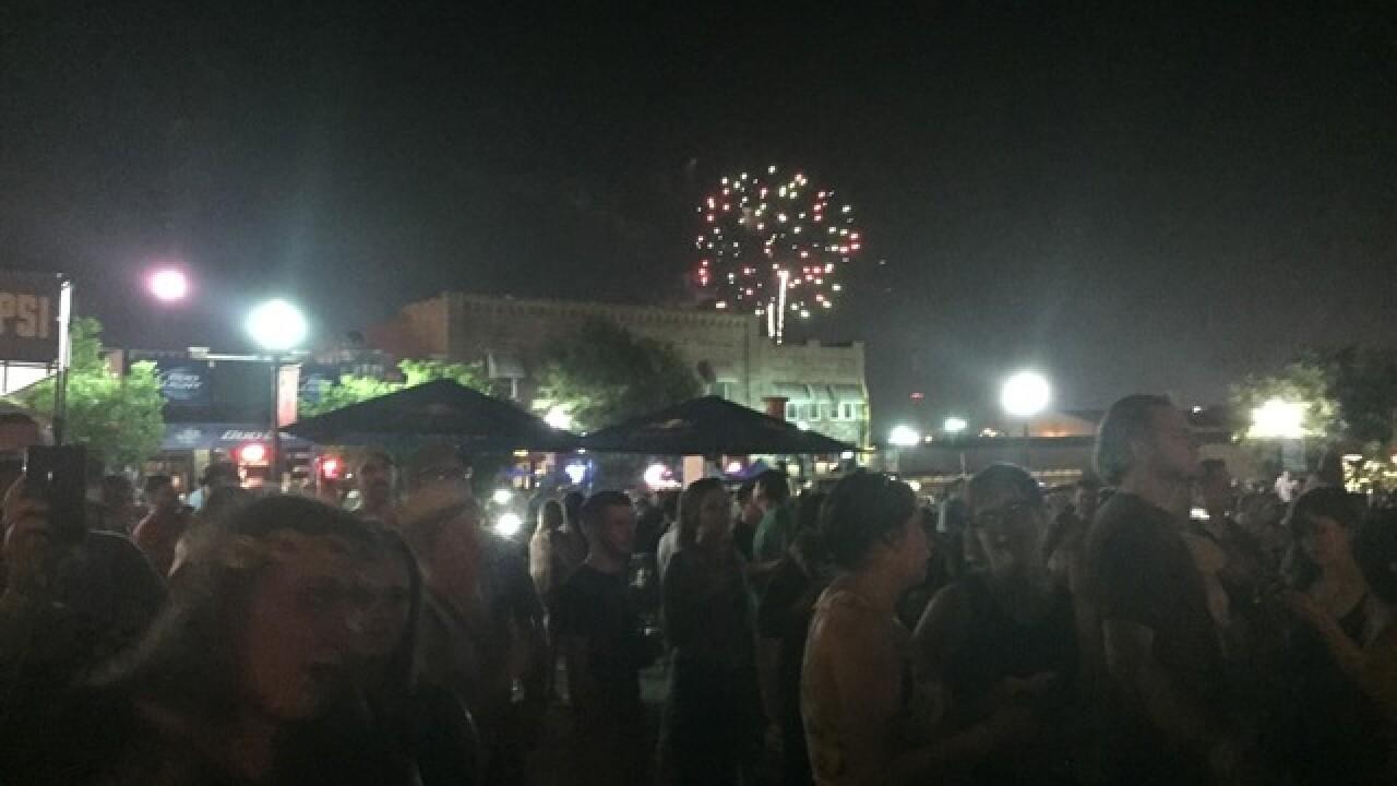 Center of the Universe Festival 2015
