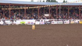 Red Lodge Home of Champions Rodeo leaders