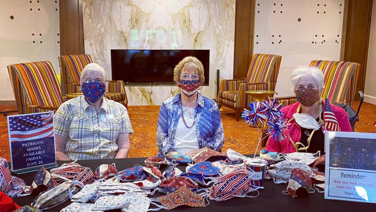 Mask Makers - Nancy Stainer, Diana Hepner, Marlys Dow.jpg