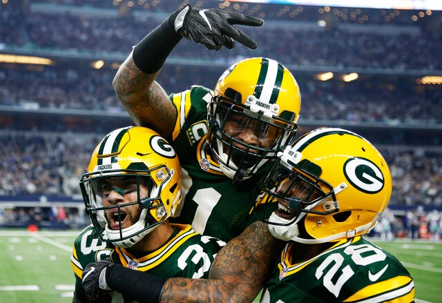 Playoffs: Packers versus Cowboys