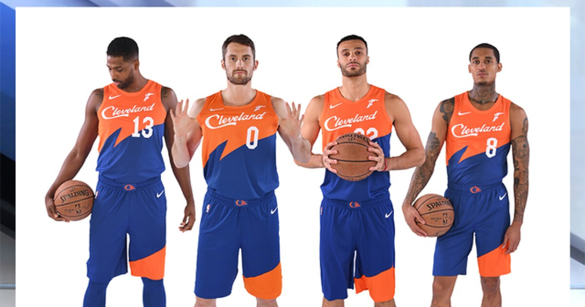 Cavs debuting new City Edition uniforms against Charlotte Hornets 2a2580702