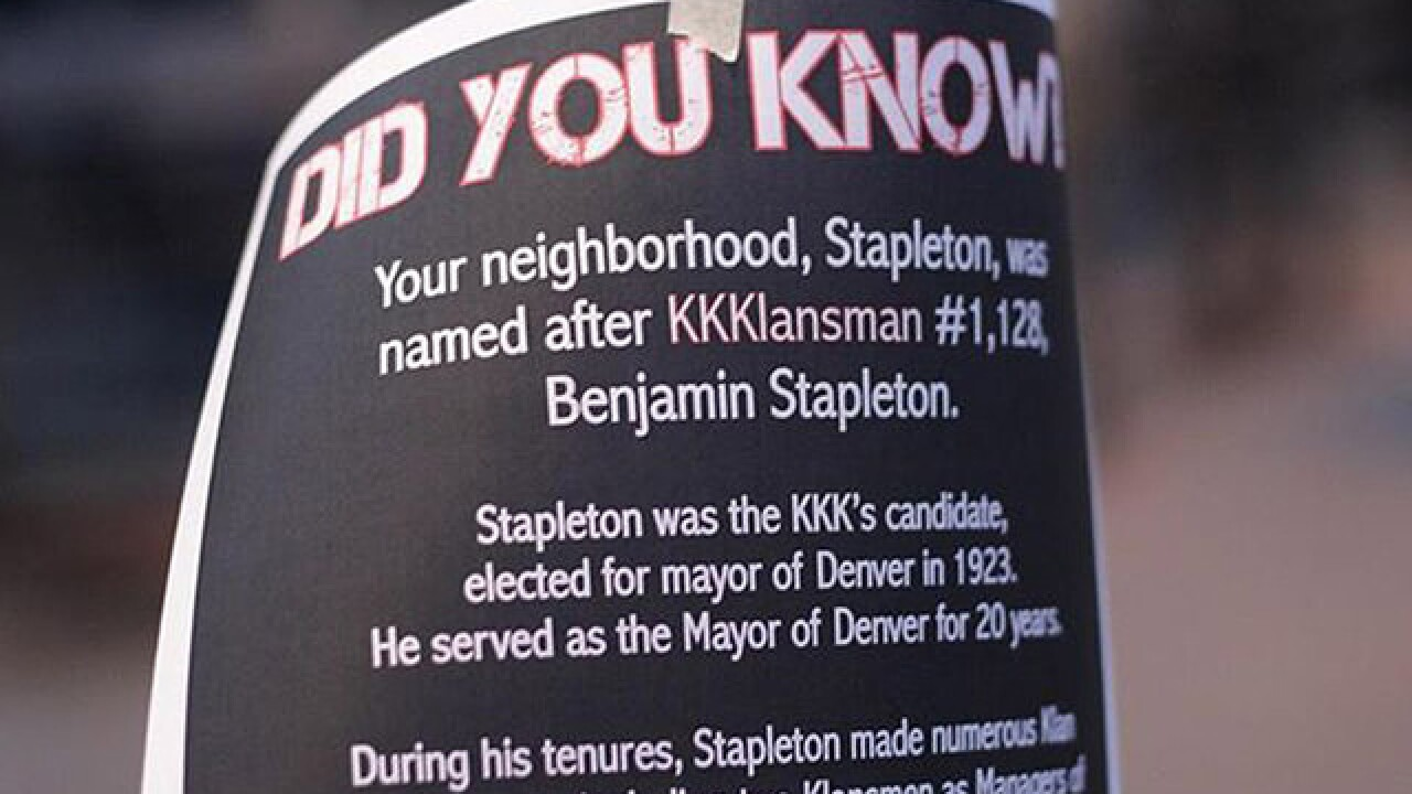 Movement to change Stapleton neighborhood association's name fails to get enough votes