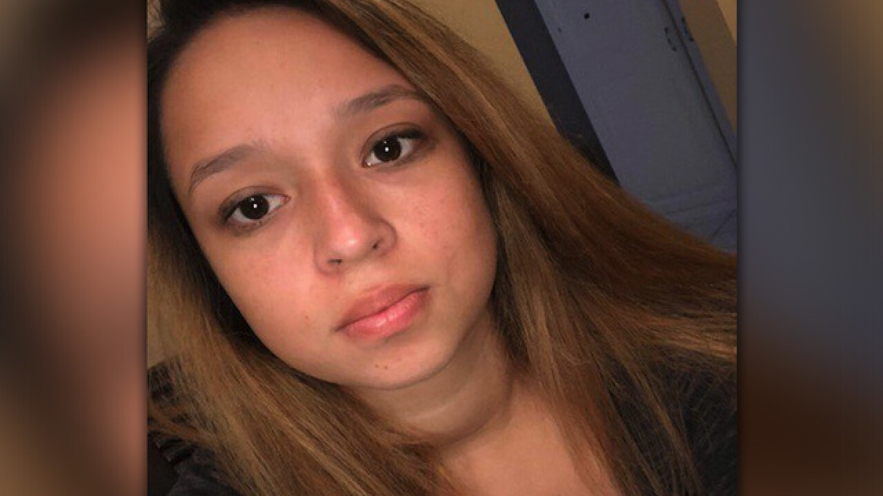 Missing 16 Year Old Safe At Baltimore County Home