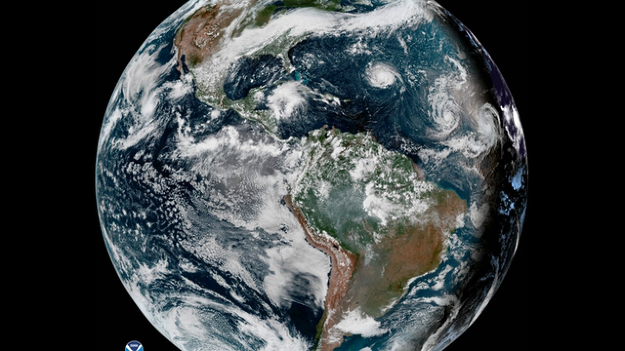 Here are 3 more hurricanes that aren't named Florence
