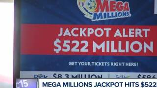 How to handle winning a lottery jackpot