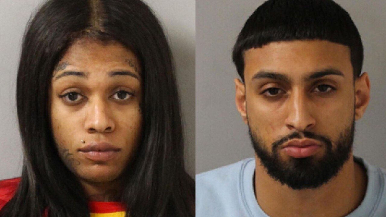 Purse Thieves Arrested After Chase