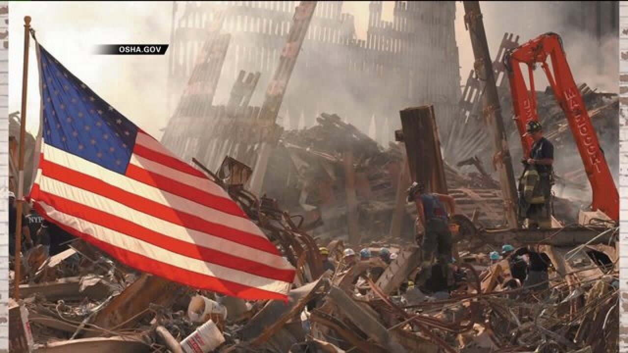 Four things to teach your kids about September 11th