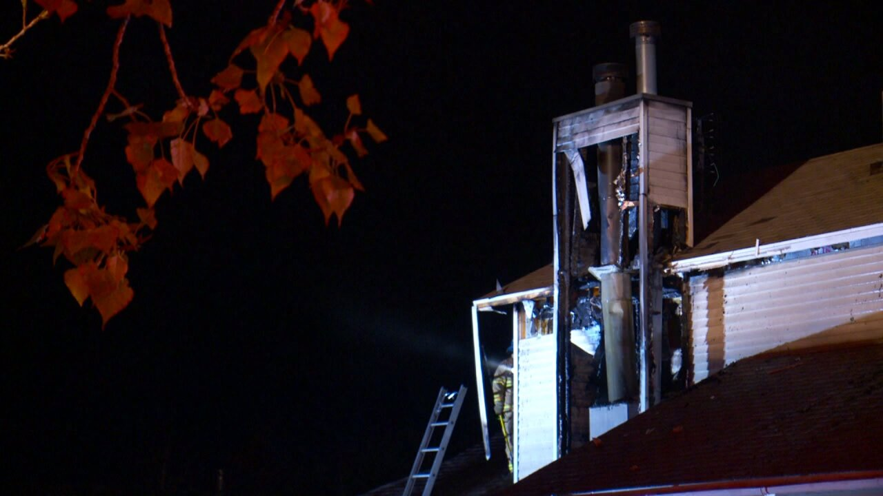 Experts remind Utahns to clean their chimneys to reduce risk offire