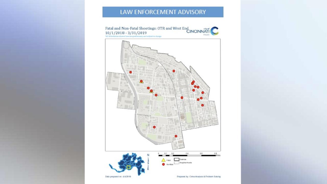 CPD Law Enforcement Advisory