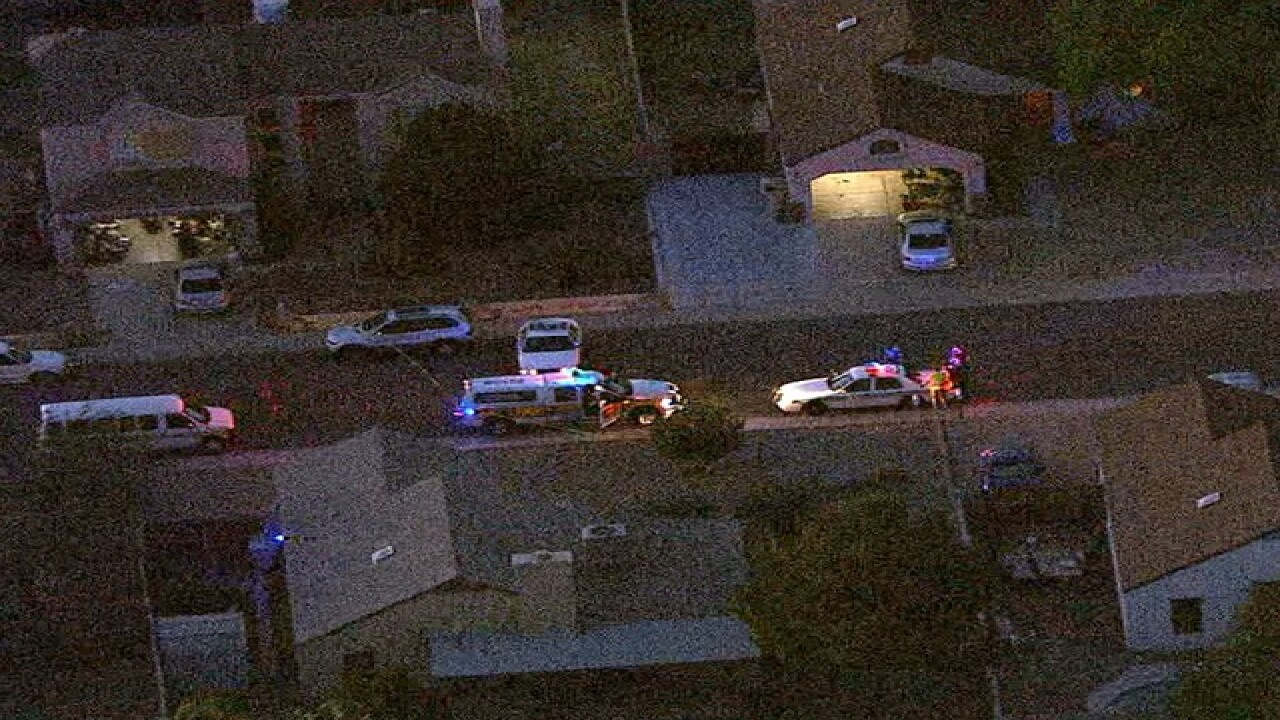 FD: Boy critical after near drowning in Glendale
