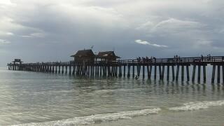 Naples Pier reopens weeks ahead of schedule