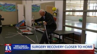 Wellness Wednesday: Benefits of surgery and recovery close tohome