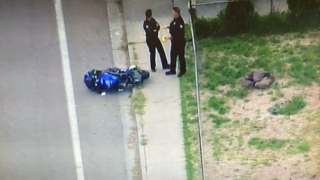 Teen killed in motorcycle crash near 48th Avenue and Encanto Boulevard