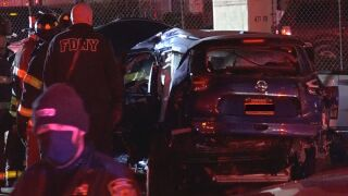 Driver flees scene after deadly Queens collision