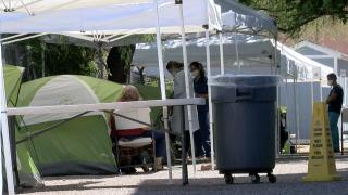 Z Mansion homeless quarantine unit