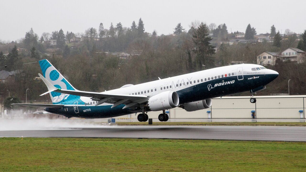 Boeing will keep building new 737 Max planes as it scrambles to get them back in the air