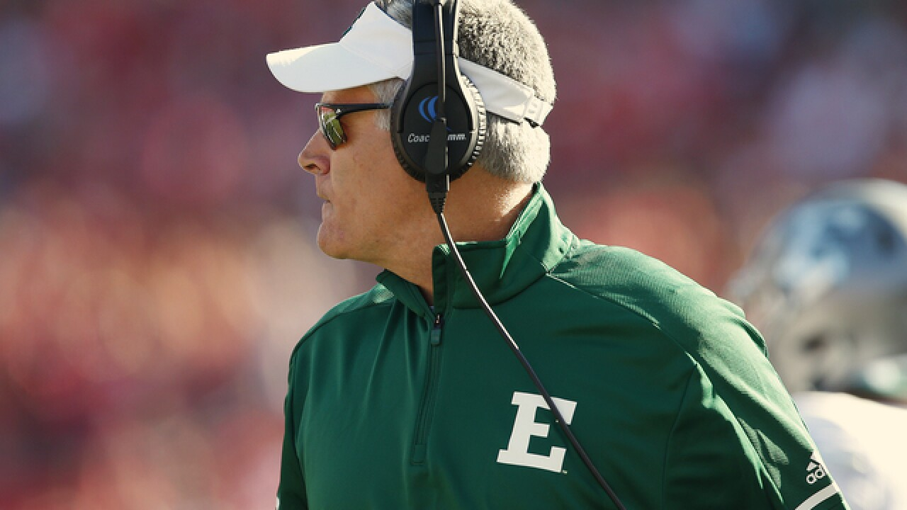 Eastern Michigan holds off Toledo rally for MAC win