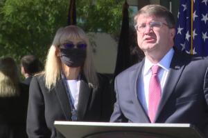 U.S. Secretary of Veterans Affairs makes trip to Missoula
