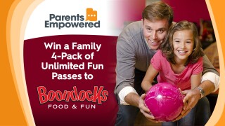 Parent's Empowered Family Fun Sweepstakes with Boondocks