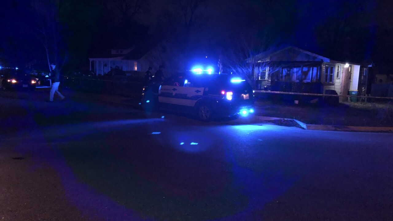 Man shot to death in Hopewellhome