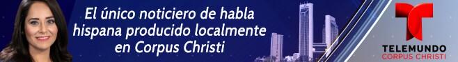 El unico noticiero de habla hispana producido localmente en Corpus Christi. Telemundo de Corpus Christi.