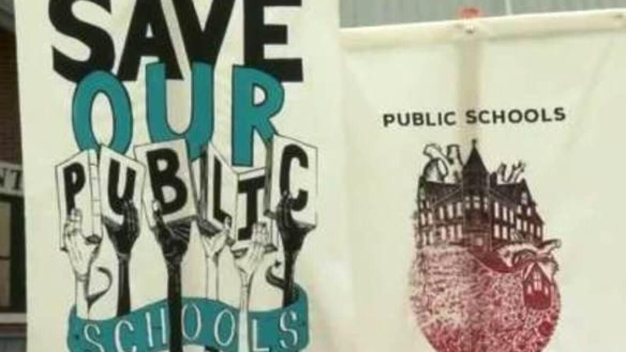 Gov. Walker touts education spending plan