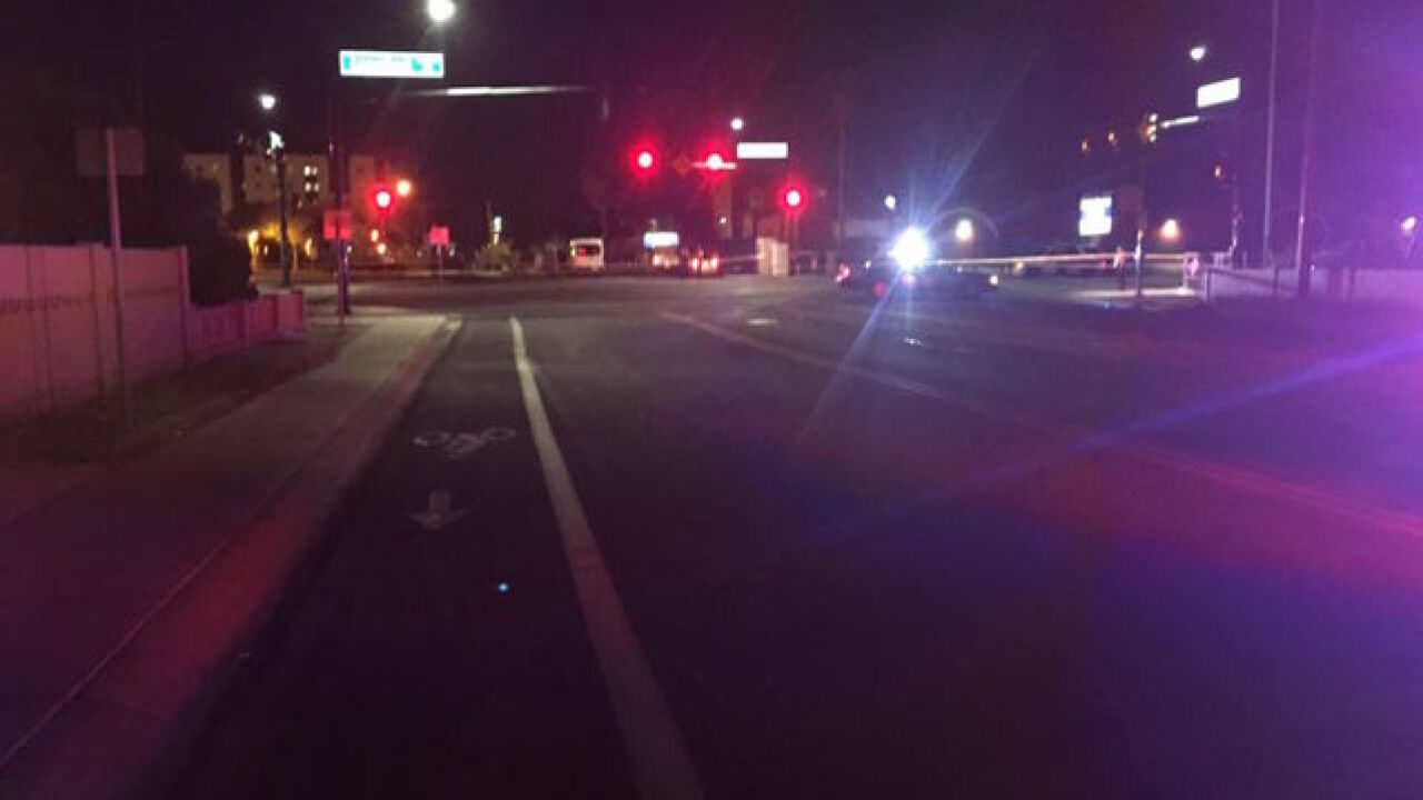 FD: Woman dies in hit-and-run Phoenix crash