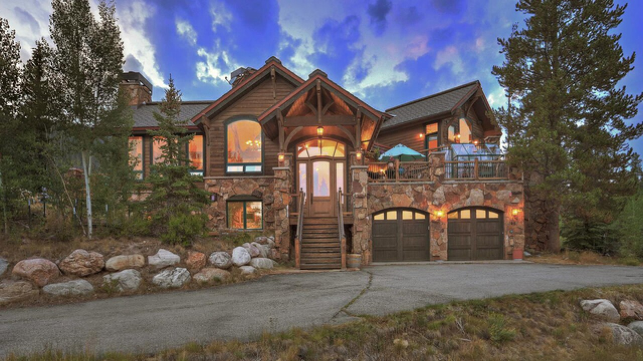 Colorado Dream Homes: $2.9M Breckenridge home built with mountain living in mind