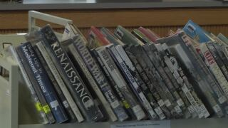 Lewis and Clark Library provides curbside service