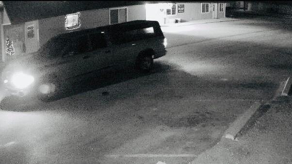 Hamilton Burglary Van