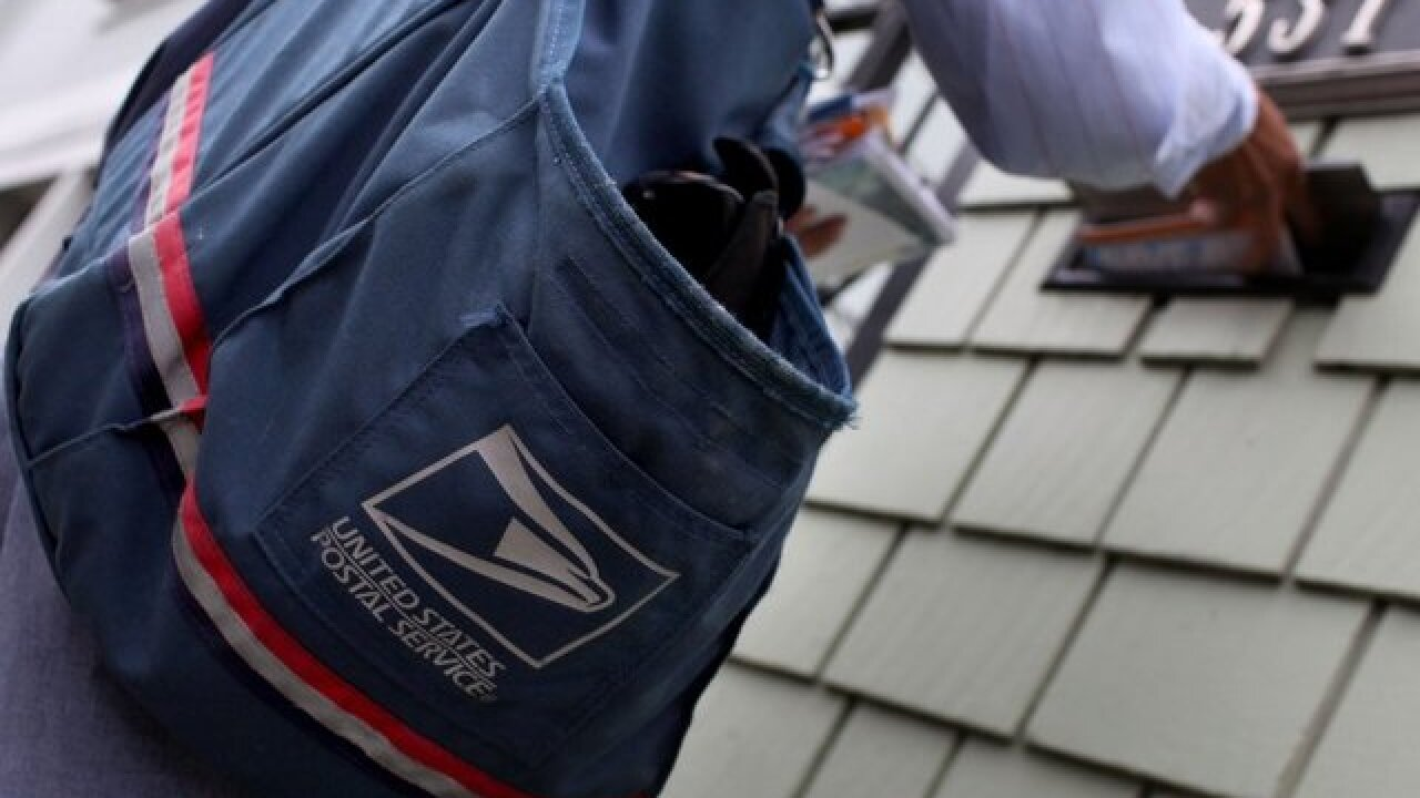 Mail service suspended for President Bush's state funeral