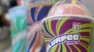 7-Eleven Free Slurpees