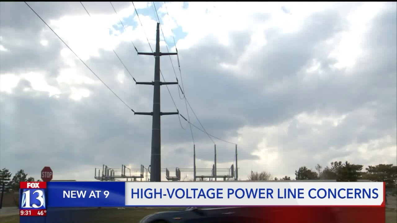Power line upgrade proposal facing residentbacklash