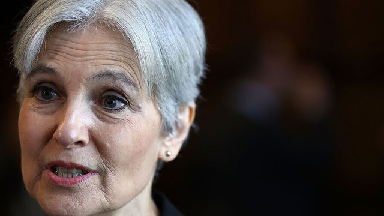 Jill Stein and Green Party drop recount push in Pennsylvania